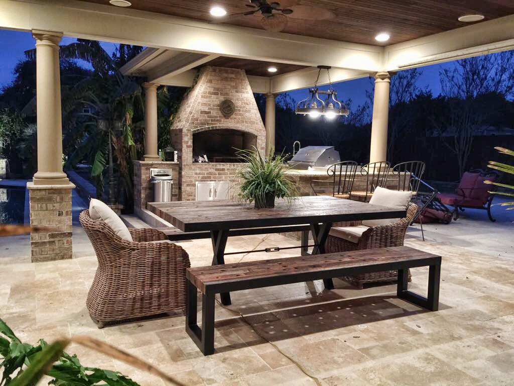 Outdoor Kitchens and Bars – Fine Patio Design