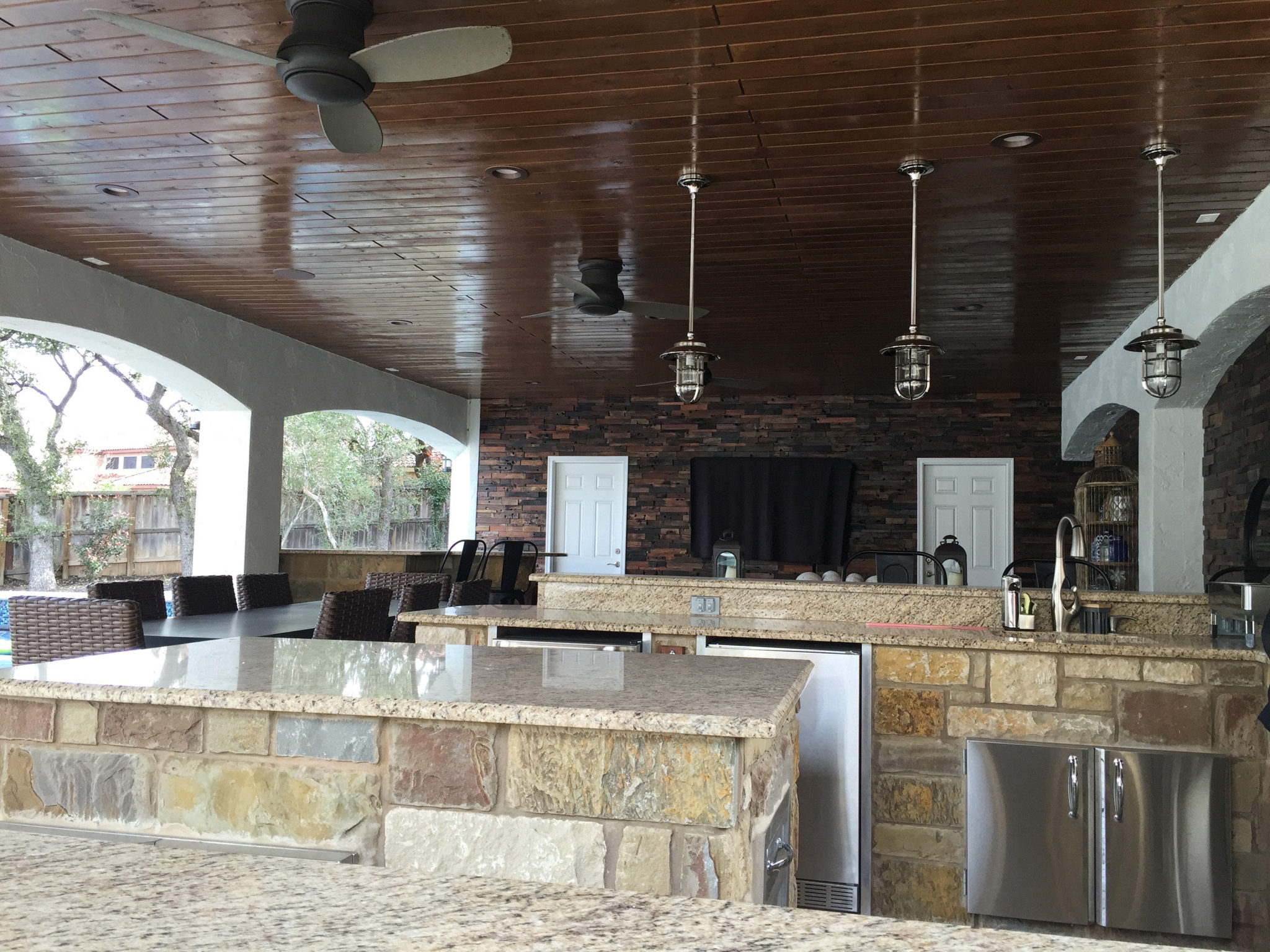 Patio Covers And Pavilions Gallery