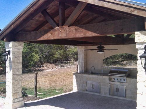 outdoor kitchen-1-fine-patio-design-outdoor-san-antonio